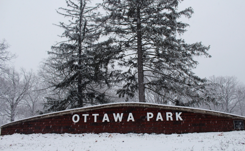 Photography #4: Ottawa Park Snowy Day